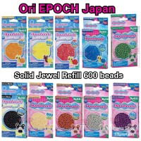 Aquabeads Solid atau Jewel Refill Pack ORI EPOCH Aqua Beads