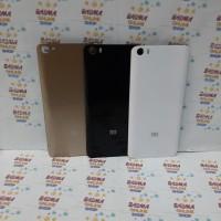 Tutup Belakang Backdoor Backcover Xiaomi Xiomi Mi 5 - Mi5 Bahan Kaca