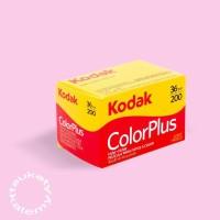 TOP SELLING ROLL FILM 35MM KODAK COLORPLUS 200 FRESH LIMITED STOCK
