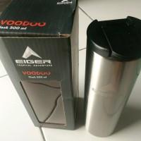 VOODOO WATER BOTTLE coffee termos bottle botol air minum eiger voodoo