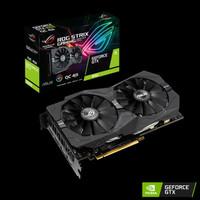 ASUS ROG Strix GeForce GTX 1650 OC edition 4GB GDDR5