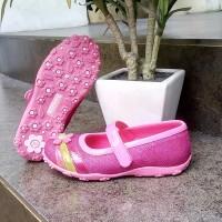 Sepatu anak perempuan Flat shoes kretekan Slip on KIPPER Tipe Cory