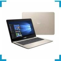 Laptop Konsumer 1195 Laptop ASUS A407 MA SLIM N4000 RAM 4GB HDD 1TB