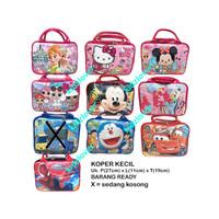 FROZEN Tas Travel Bag Kanvas Koper Piknik Renang Karakter Anak - Mini