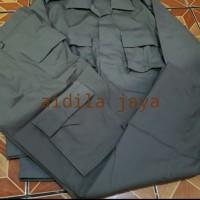 baju seragam pdl hijau brimob seragam satpol pp polsus