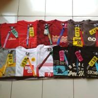Kaos Distro t-shirt Origina Per Lusinan Harga Grosir - Skumanic 12 pcs