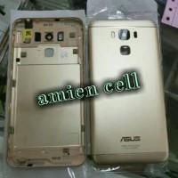 ASUS ZENFONE 3 MAX 5.5 ZC553KL ORIGINAL BACKDOOR COVER ORI GOLD
