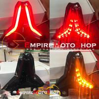 Lampu Stop Ninja 250 Fi 2018 Project One Smoke