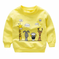 Top Baby Yellow Import - Size 5