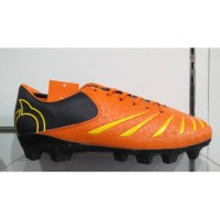 Sepatu bola ortuseight blitz fg orange black