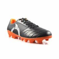 Sepatu bola ortuseight mirage fg black orange