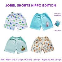 Jobel short Hippo Edition