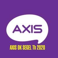 Axis 0k segel reguler