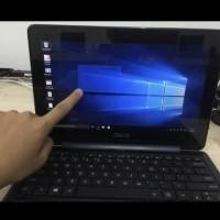 Laptop Asus transformer tp200sa N3700 1 6GHz 4cpu ram4GB ddr3 SSD 128