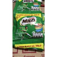 Milo Sachet 1 Renceng / 11 Sachet @22gr / Renceng / Susu Nestle