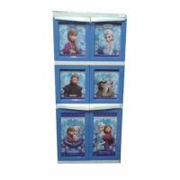 Napolly Lemari Plastik Gantung Xxg2 (Frozen) Hits