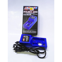 Charger Baterai AA A2 Merk Auldey 2 slot Auldey 4WD Quick Charger