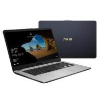 ready ASUS X505ZA-BR301T AMD R3-2200U-RAM 4GB-HDD 1TB-15.6-WIND