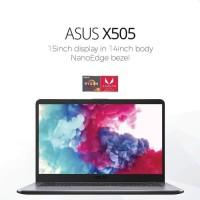 ready ASUS VivoBook Laptop 15'' X505ZA-BR501T AMD Ryzen 5-2500U