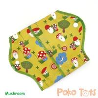 Baby Oz Menspad Menstrual Pad Reguler Pembalut Kain Cuci Ulang 27cm