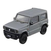 Diecast Suzuki Jimny JB64 Grey 1/64 by Aoshima