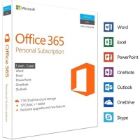 Software Microsoft Office 365 Personal Original