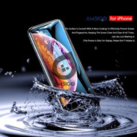 Iphone 5 5s 6 6s 6+ 7+ 8 Plus X XR Tempered Glass Ambigo