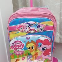 tas ransel koper anak little pony