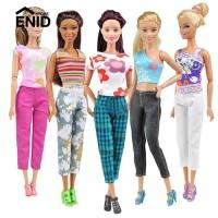 5 Baju Celana untuk Boneka Barbie Musim Panas