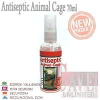 Antiseptik antiseptic desinfektan anti jamur hewan kandang pet spray