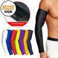 Techdoo Arm Sleeve Manset Pelindung Tangan Manset Polos AAG01