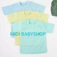 Baju Lengan pendek Bayi / Kaos oblong bayi Size M ( Tirex Baby )