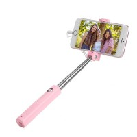 HOCO K8 Selfie Stick Lightning Wired for Iphone Tongsis
