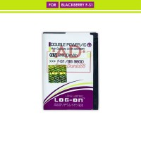 BATERAI BLACKBERRY BB TORCH 9800 9810 F-S1 - LOG ON DOUBLE POWER