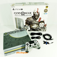 PS4 PRO GOD OF WAR 1TB LIMITED EDITION / PSPRO GOW SONY FW 6.20