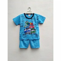 Setelan / Baju / tayo /baju murah /baju tayo /baju anak /lengan pendek