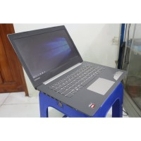 Laptop Gaming murah lenovo AMD A9 7th 3.0GHz with R5 ram 4GB hdd 1TB