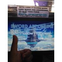 (Game PC dan LAPTOP) 3kaset SWORD ART ONLINE HOLLOW FRAGMENT