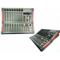Mixer Profesional 8 Chanel Ashley LM8/ LM-8 Garansi Resmi Ashley