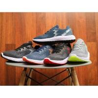 Sepatu sneakers pria ADIDAS EQT ADV Sneakers hitam putih / sekolah