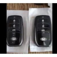 Honda upgrade PKE passive keyless entry push start engine mobil