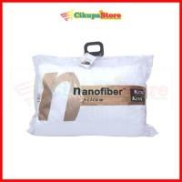 Bantal Kingkoil Nano Fiber KING Size Extra Besar 60x90 cm   King Koil