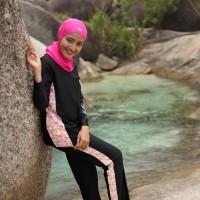 baju renang muslimah import assila nabila