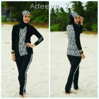 baju renang muslimah ASSILA ADEEVA BW import quality