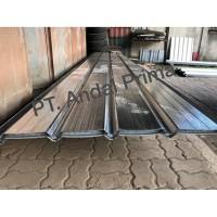 Atap Spandek Aluminium Foil 0.30mm - Spandeck FOAM Zincalume