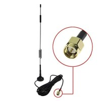 Antena Modem 4G Lte 3G Gsm 3 Meter (Connector SMA Male)