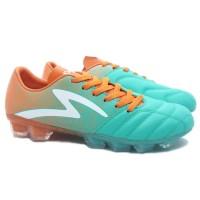 Sepatu bola Specs Equinox FG Comfrey green orange original Limited