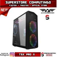 Armaggeddon T5x Pro II Full ATX - Gaming Case