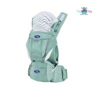 Babysafe BC07 Baby Carrier Criss Cross/ Baby Safe Hip Seat - Hijau