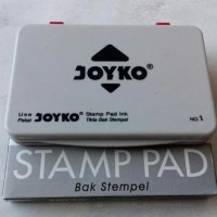 Bak Stempel JOYKO No 1/Stamp Pad JOYKO No.1/Bantal Stempel JOYKO No 1